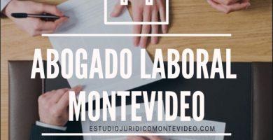Abogado laboral montevideo