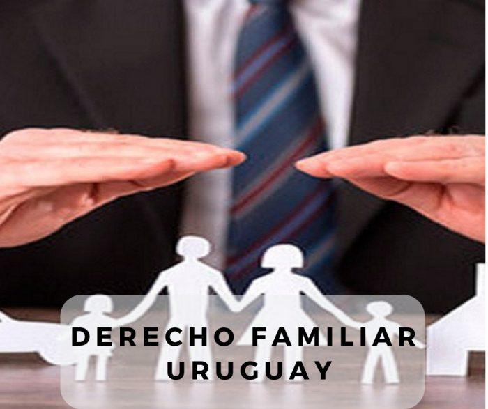 derecho de familia uruguay