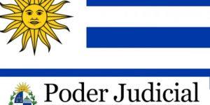 Poder Judicial uruguayo