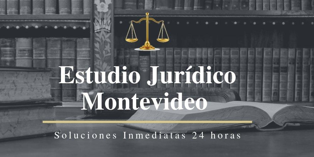 ▷  Estudio Jurídico Montevideo ® 【24 Horas】